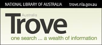 National Library of Australia (TROVE)