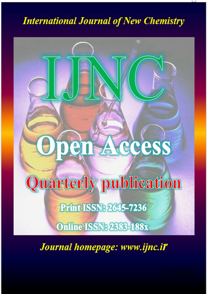 International Journal of New Chemistry